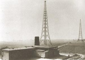 Großsender Leipzig 1932