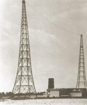 Gro�sender Leipzig 1932