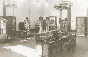 Sendesaal 1932